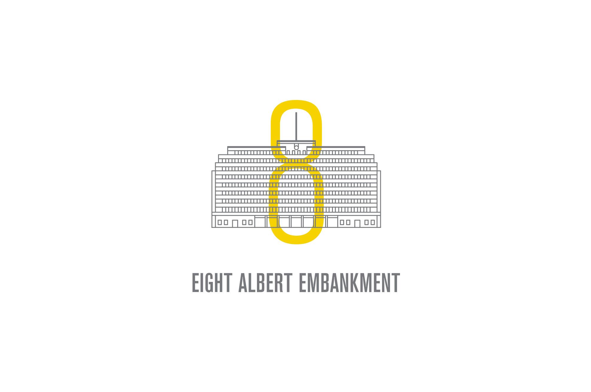 Eight Albert Embankment Logo