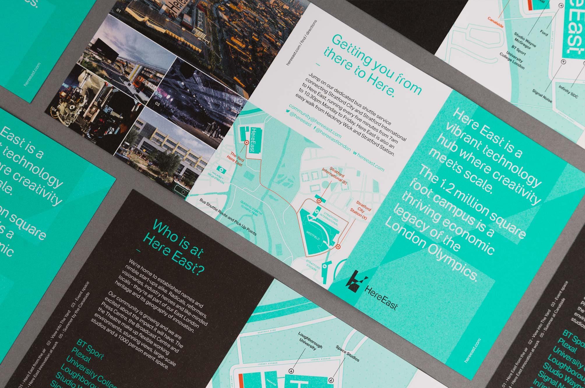 Here East Brochure