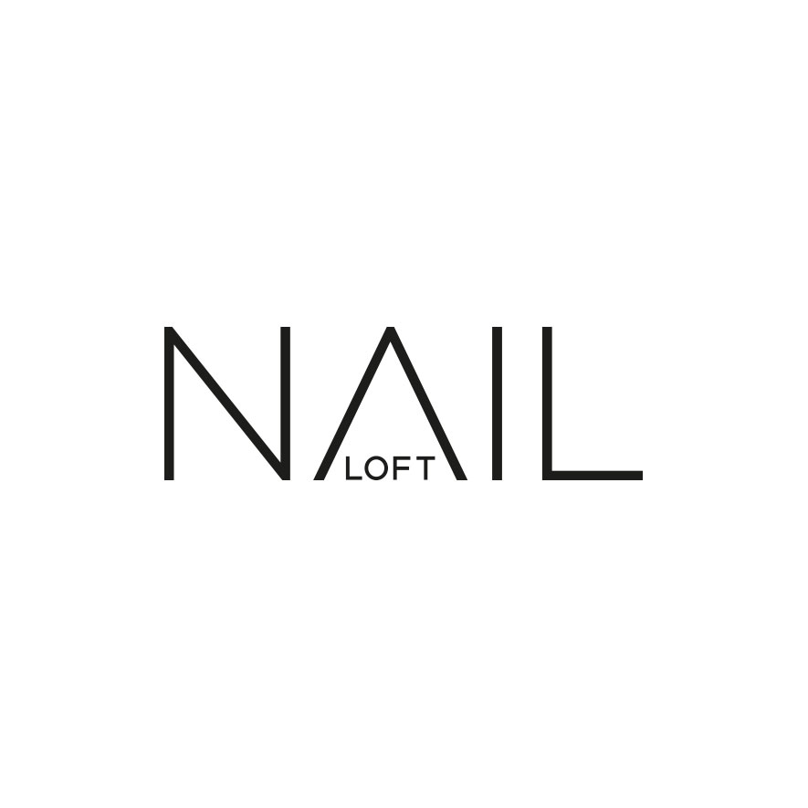 Nail Loft Logo on white