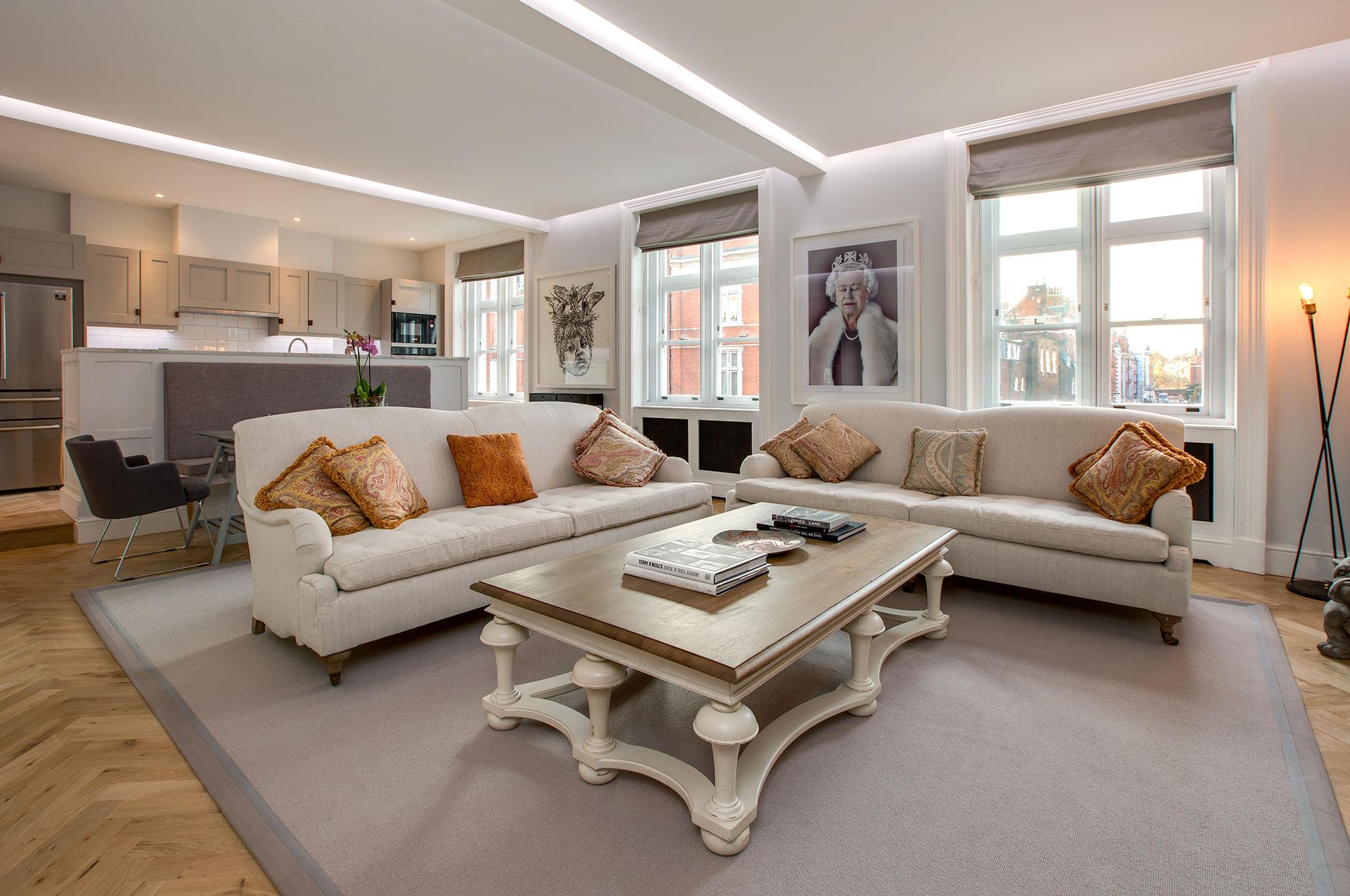 Urban Retreat Apartments