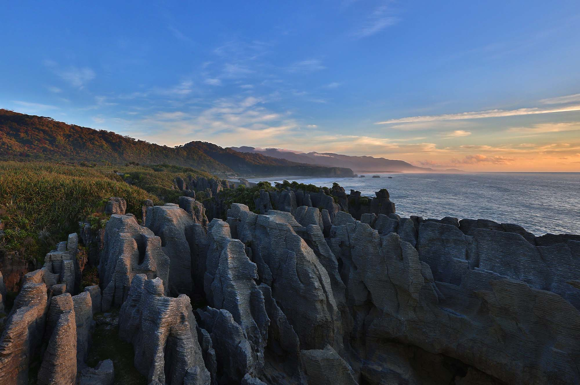 Greymouth to Franz Josef