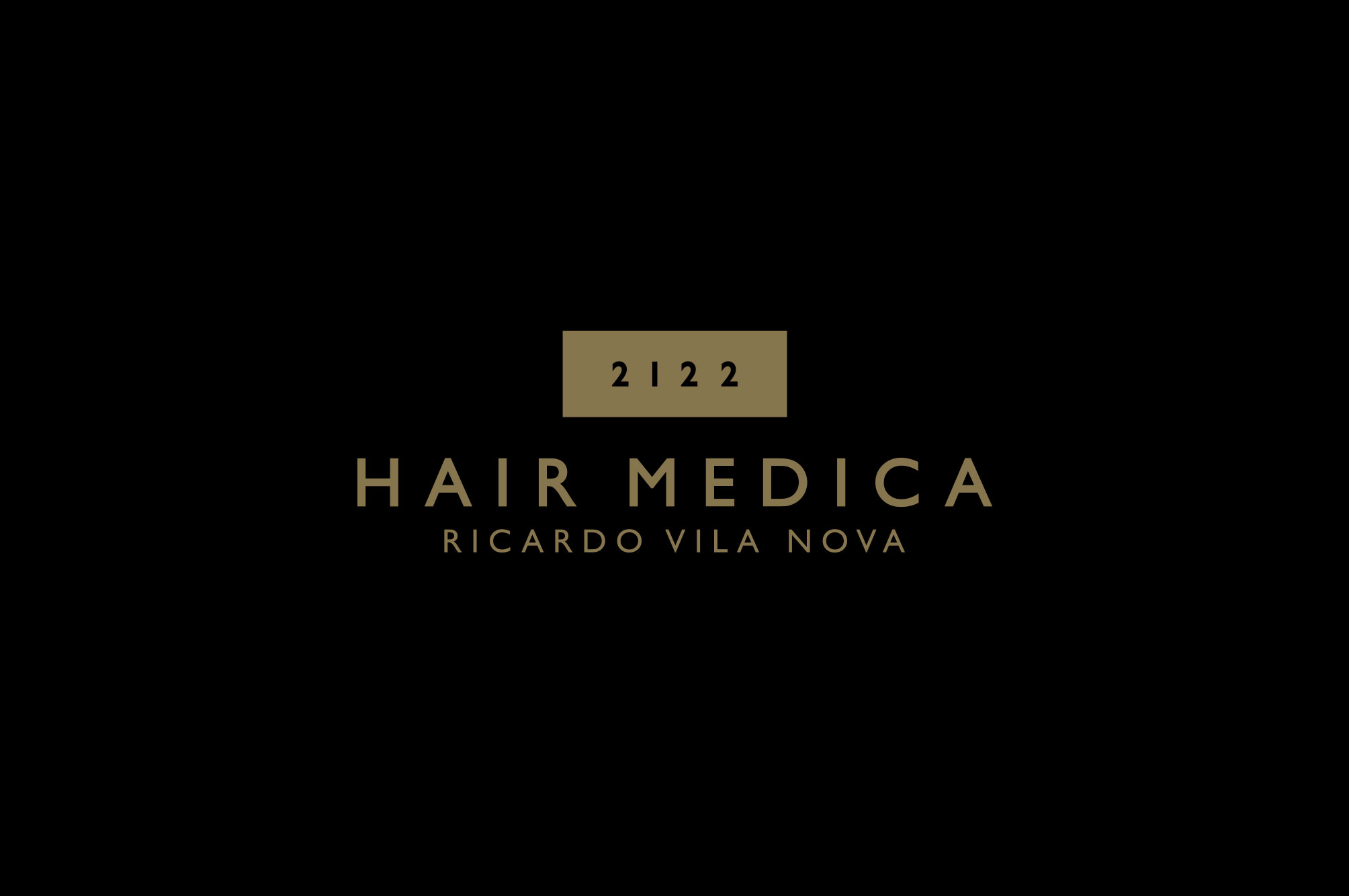 2122 Hair Medica Logo