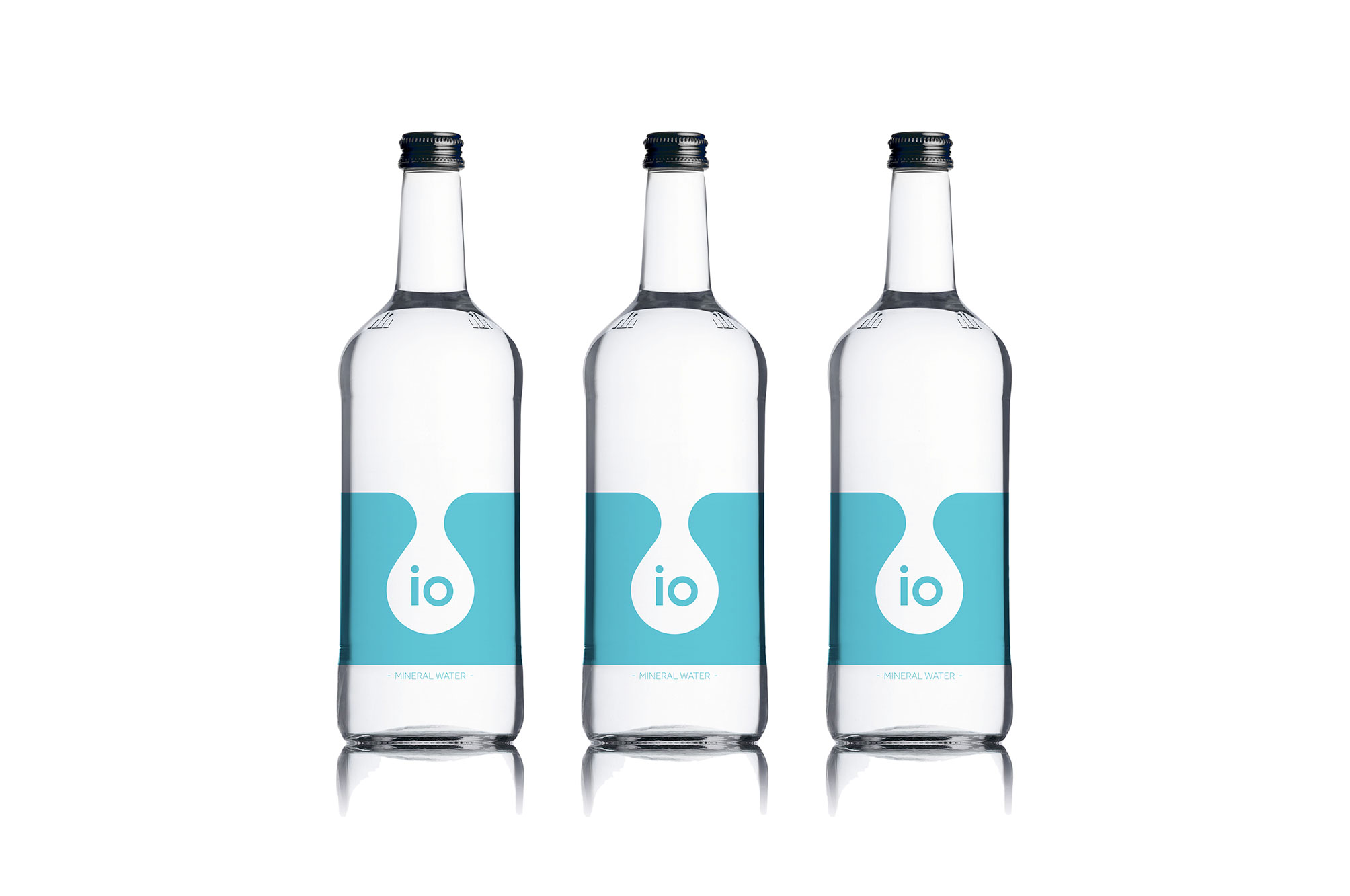 IO Water Bottle