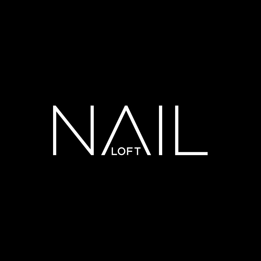 Nail Loft Logo on black