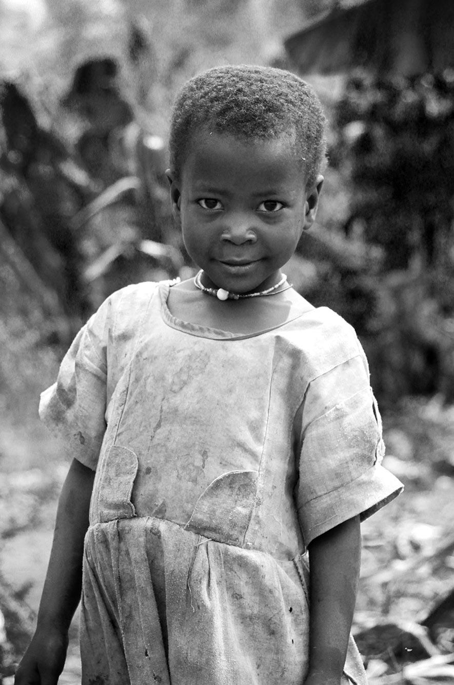 Uganda Photography Girl