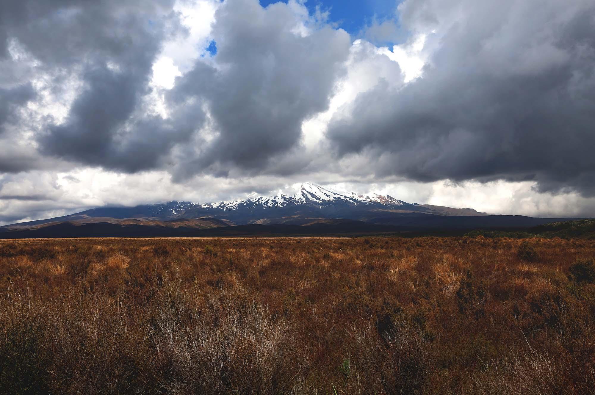 Tongariro to Marlborough Sounds
